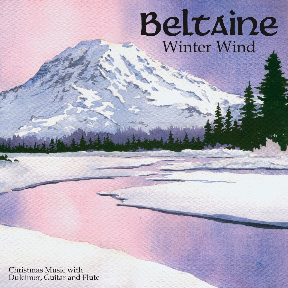 Beltaine Winter Wind Cover for CDBaby